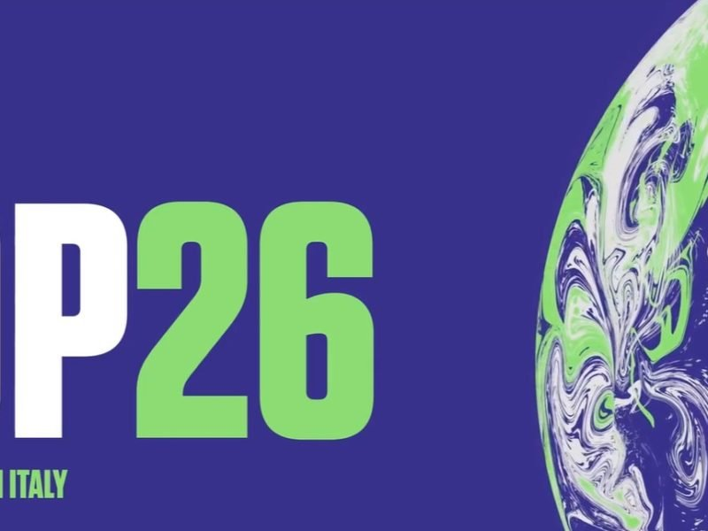 Logo COP26 Glasgow