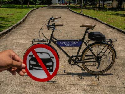 Kampanye Sepeda Greenpeace